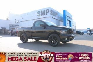Used 2016 RAM 1500 ST - 4X4, Back Up Camera, Trailering Pkg, New Tires for sale in Saskatoon, SK