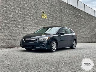Used 2017 Subaru Impreza CONVENIENCE for sale in Vancouver, BC
