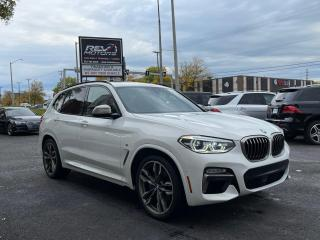 Used 2018 BMW X3 M40i | Ultimate Package | HEA | M sport | Navigati for sale in Ottawa, ON