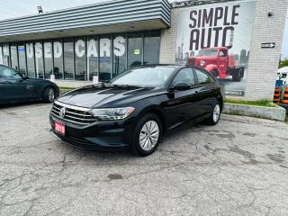 Used 2019 Volkswagen Jetta for sale in Barrie, ON