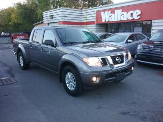 Used 2018 Nissan Frontier SV CREW CAB 4X4 for sale in Ottawa, ON