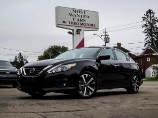 Used 2016 Nissan Altima SR | PADDLE SHIFTERS | 18