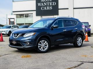Used 2015 Nissan Rogue AWD | NAV | BLIND | 360 CAMERA | PANO for sale in Kitchener, ON