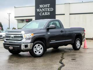 Used 2017 Toyota Tundra SR | CREW CAB | CAMERA | BLUETOOTH for sale in Kitchener, ON
