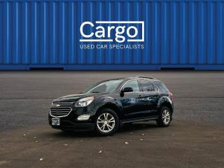 Used 2017 Chevrolet Equinox LT for sale in Stratford, ON