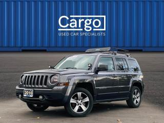 Used 2016 Jeep Patriot SPORT for sale in Stratford, ON