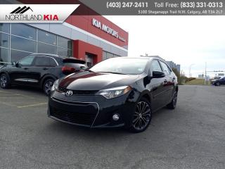 Used 2014 Toyota Corolla S for sale in Calgary, AB