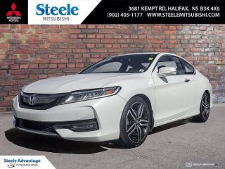 Used 2017 Honda Accord Coupe Touring for sale in Halifax, NS