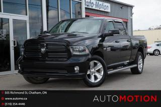 Used 2015 RAM 1500 SPORT for sale in Chatham, ON