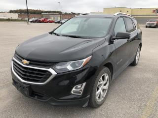 Used 2018 Chevrolet Equinox AWD LT 2.0L ROOF P.LIFTGATE HEATED SEATS OFF LEASE for sale in Orillia, ON