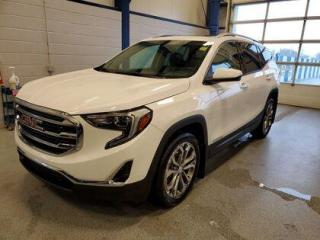 Used 2019 GMC Terrain AWD 4DR SLT for sale in Moose Jaw, SK