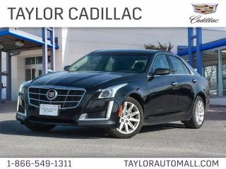 Used 2014 Cadillac CTS Sedan AWD for sale in Kingston, ON