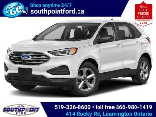 New 2021 Ford Edge ST for sale in Leamington, ON