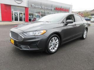 Used 2019 Ford Fusion SE for sale in Peterborough, ON