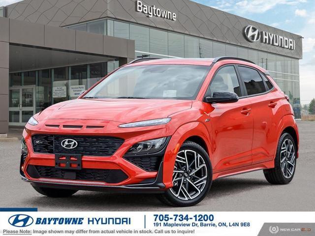 2022 Hyundai KONA 1.6T AWD N Line w/ Ultimate Pkg