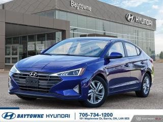 Used 2019 Hyundai Elantra Preferred at for sale in Barrie, ON