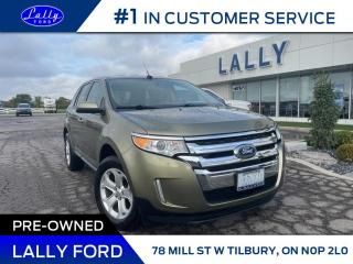 Used 2013 Ford Edge SEL, Nav, Local Trade!! for sale in Tilbury, ON