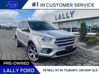Used 2017 Ford Escape Titanium, One Owner, Nav, Roof!! for sale in Tilbury, ON