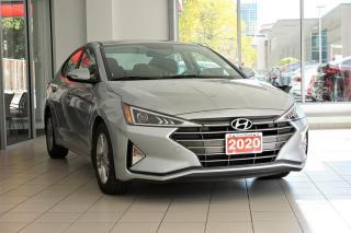 Used 2020 Hyundai Elantra Preferred IVT for sale in Burnaby, BC