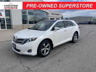 Used 2014 Toyota Venza AWD / Full Leather / 3.5L V6 / Back Up Cam for sale in Chatham, ON