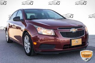 Used 2012 Chevrolet Cruze LS AS TRADED SPECIAL | YOU CERTIFY, YOU SAVE for sale in Innisfil, ON