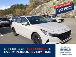 New 2022 Hyundai Elantra Preferred w/Sun & Tech pkg for sale in Sudbury, ON