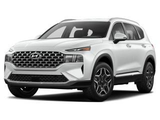 New 2022 Hyundai Santa Fe PLUG-IN HYBRID Luxury for sale in Midland, ON