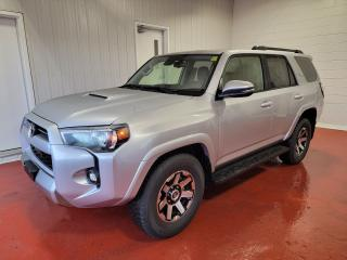 Used 2021 Toyota 4Runner TRD Off Road 4x4 for sale in Pembroke, ON