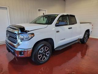 Used 2018 Toyota Tundra TRD OFF ROAD DOUBLE CAB for sale in Pembroke, ON