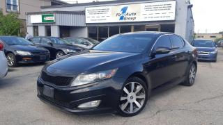 Used 2013 Kia Optima EX Luxury4dr Sdn Auto Leather/Pano/Roof/Backup Cam for sale in Etobicoke, ON