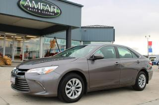 Used 2017 Toyota Camry LE for sale in Tilbury, ON