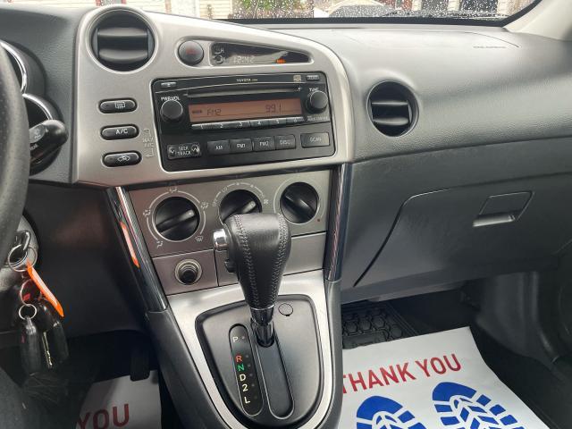 2007 Toyota Matrix XR Photo8