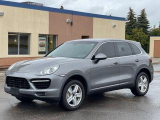 Used 2011 Porsche Cayenne S AWD NAVIGATION/REAR CAMERA/SUNROOF for sale in North York, ON