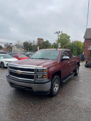 Used 2014 Chevrolet Silverado 1500 Work Truck w/1WT for sale in Brampton, ON