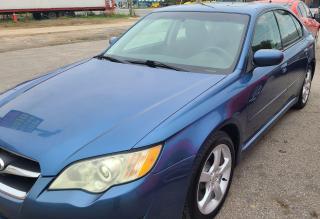 Used 2008 Subaru Legacy 2.5I for sale in Oshawa, ON