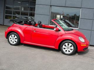 Used 2009 Volkswagen New Beetle CONVERTIBLE|LEATHER|ALLOYS|POWER TOP for sale in Toronto, ON