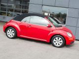2009 Volkswagen New Beetle CONVERTIBLE|LEATHER|ALLOYS|POWER TOP