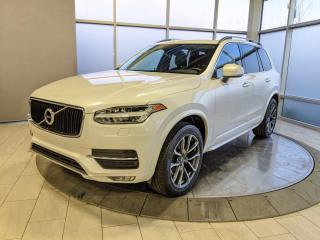Used 2017 Volvo XC90 Momentum | No Accidents | 3rd Row | Pano Roof for sale in Edmonton, AB