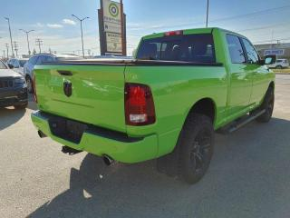 Used 2017 RAM 1500 SPORT for sale in Steinbach, MB