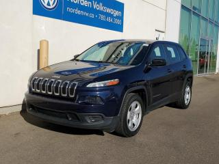 Used 2015 Jeep Cherokee SPORT   BLUETOOTH   PWR PKG for sale in Edmonton, AB