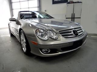 Used 2008 Mercedes-Benz SL-Class 5.5L V8,MUST SEE,NO ACCIDENT,MINT for sale in North York, ON