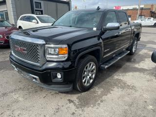Used 2015 GMC Sierra 1500 Denali**NAV**LEATHER HEATED/COOLED SEATS for sale in Caledonia, ON