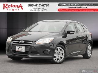 Used 2013 Ford Focus SE_ACCIDENT FREE_ONTARIO VEHICLE for sale in Oakville, ON