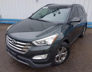 Used 2013 Hyundai Santa Fe Sport *HEATED SEATS* for sale in Kitchener, ON