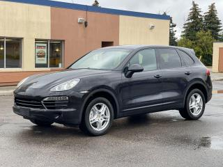Used 2011 Porsche Cayenne S AWD NAVIGATION/LEATHER/SUNROOF for sale in North York, ON