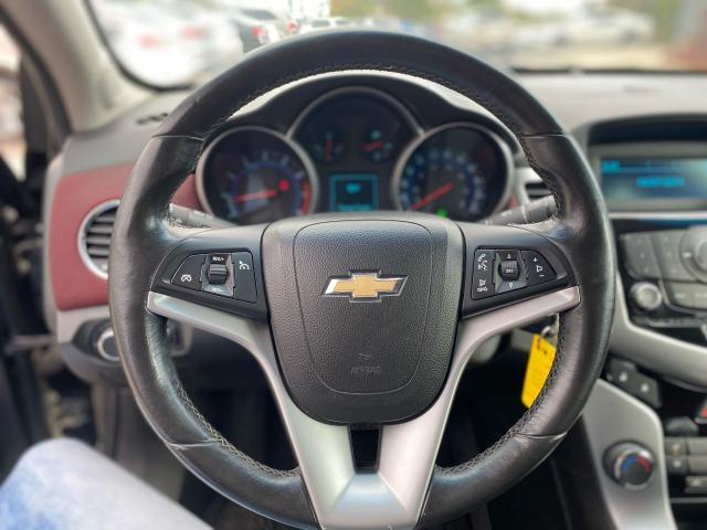 2011 Chevrolet Cruze LT Turbo+ w/1SB Photo10