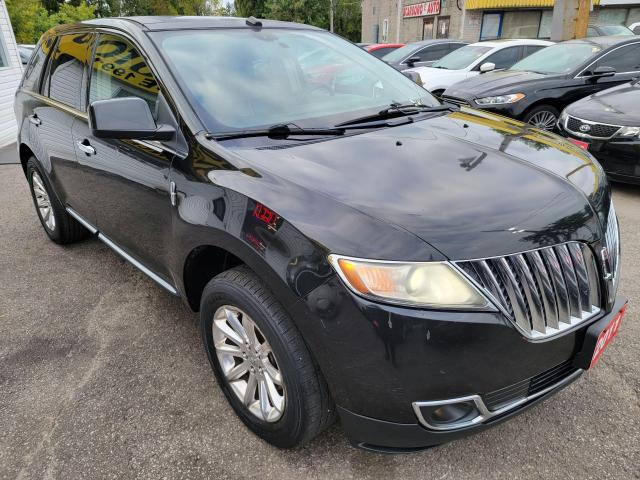 2011 Lincoln MKX AWD/NAVI/LEATHER/ROOF/LOADED/ALLOYS++