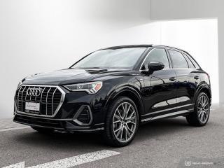 Used 2019 Audi Q3 2.0T Technik quattro w/ 20