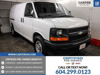 Used 2017 Chevrolet Express 2500 1WT for sale in Burnaby, BC