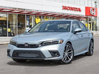New 2022 Honda Civic Touring for sale in Vancouver, BC